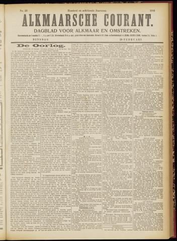 Alkmaarsche Courant 1916-02-29