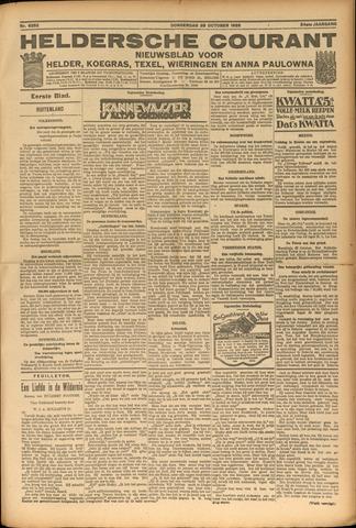 Heldersche Courant 1926-10-28