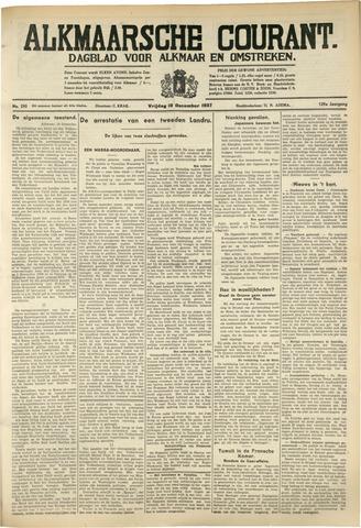 Alkmaarsche Courant 1937-12-10