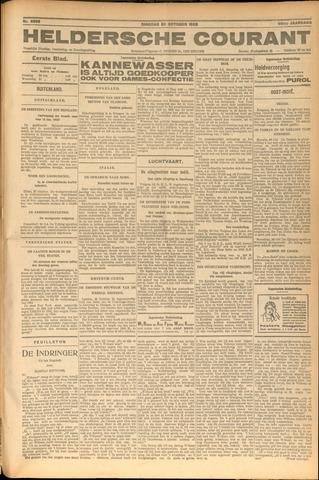 Heldersche Courant 1928-10-30