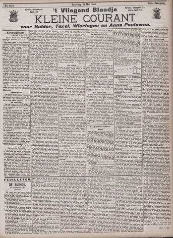 Vliegend blaadje : nieuws- en advertentiebode voor Den Helder 1906-05-26