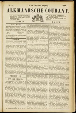 Alkmaarsche Courant 1882-06-02