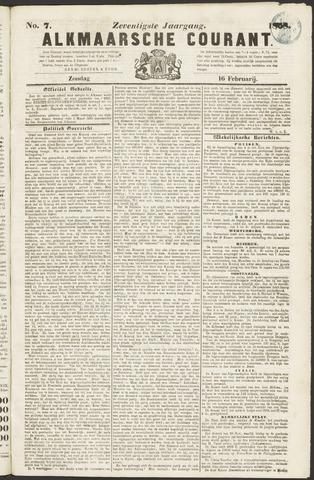 Alkmaarsche Courant 1868-02-16