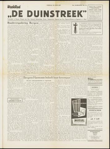 De Duinstreek 1957-06-28