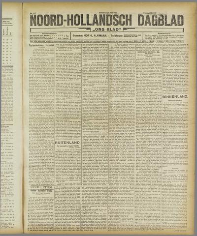 Ons Blad : katholiek nieuwsblad voor N-H 1921-05-24