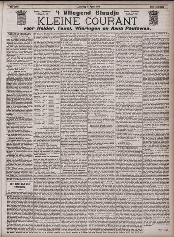 Vliegend blaadje : nieuws- en advertentiebode voor Den Helder 1903-04-18