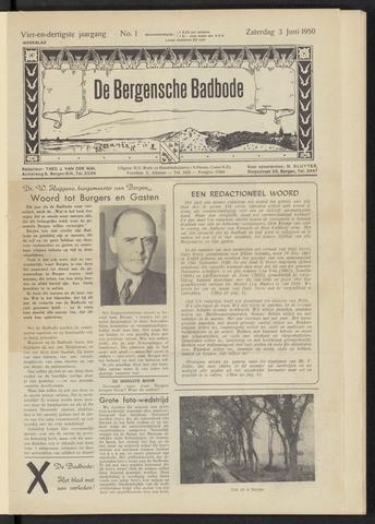 Bergensche bad-, duin- en boschbode 1950-06-03