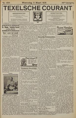 Texelsche Courant 1931-03-11