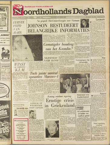 Noordhollands Dagblad : dagblad voor Alkmaar en omgeving 1965-07-16