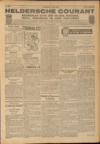 Heldersche Courant 1929-07-27