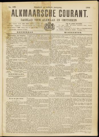 Alkmaarsche Courant 1906-08-23
