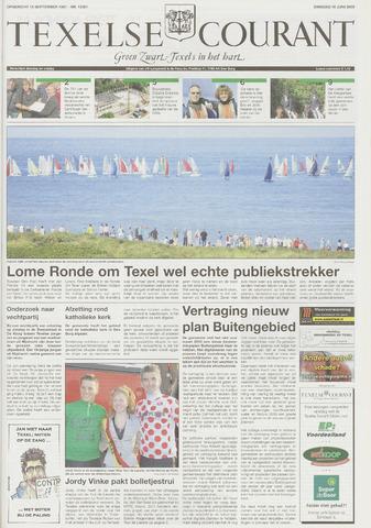 Texelsche Courant 2009-06-16