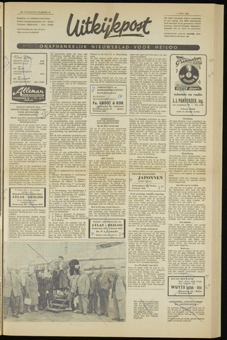 Uitkijkpost : nieuwsblad voor Heiloo e.o. 1961-05-25