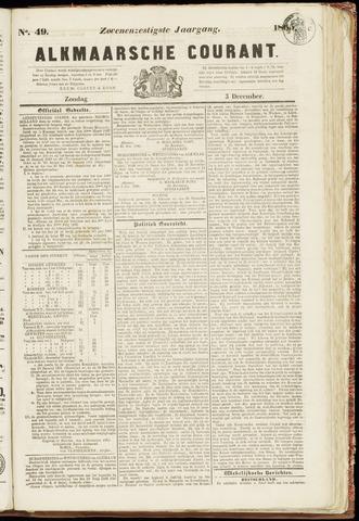 Alkmaarsche Courant 1865-12-03