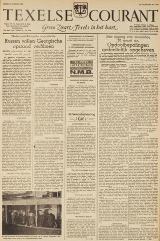 Texelsche Courant 1963-03-19