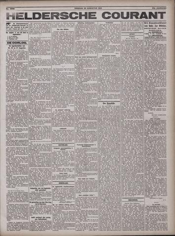 Heldersche Courant 1916-08-29