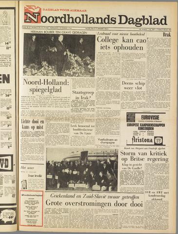 Noordhollands Dagblad : dagblad voor Alkmaar en omgeving 1963-02-08