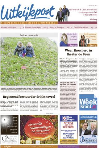 Uitkijkpost : nieuwsblad voor Heiloo e.o. 2012-10-24