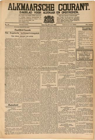 Alkmaarsche Courant 1934-06-30