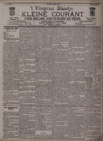 Vliegend blaadje : nieuws- en advertentiebode voor Den Helder 1895-05-18