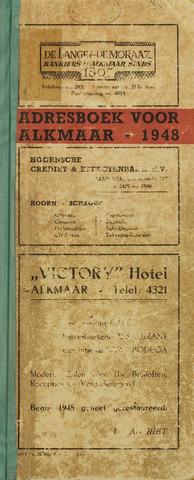 Adresboek van Alkmaar 1948-01-01