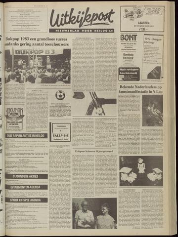 Uitkijkpost : nieuwsblad voor Heiloo e.o. 1983-08-24