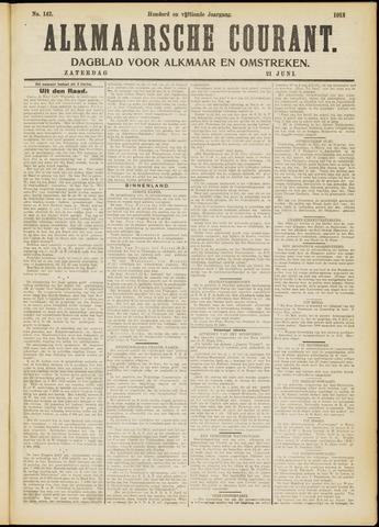 Alkmaarsche Courant 1913-06-21