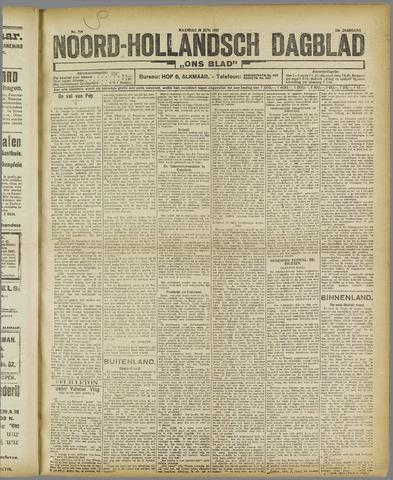 Ons Blad : katholiek nieuwsblad voor N-H 1921-06-20