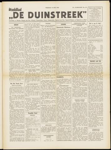 De Duinstreek 1950-05-19