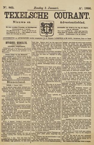 Texelsche Courant 1896-01-05