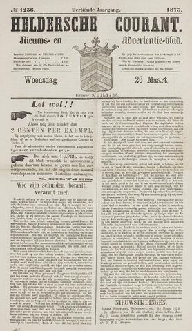 Heldersche Courant 1873-03-26