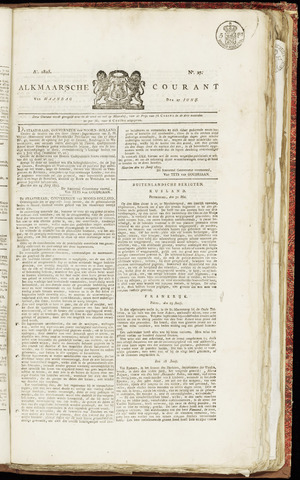 Alkmaarsche Courant 1825-06-27