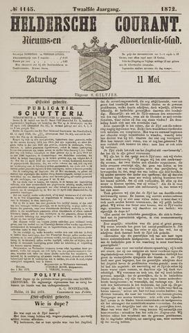 Heldersche Courant 1872-05-11