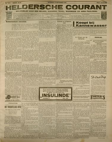 Heldersche Courant 1931-09-19