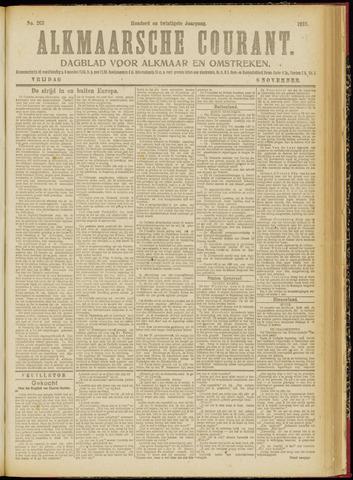 Alkmaarsche Courant 1918-11-08