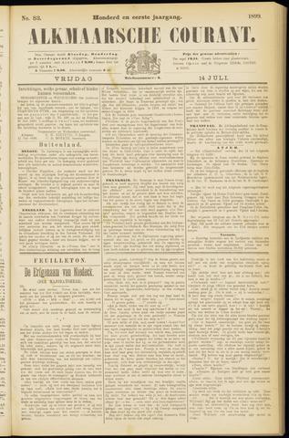Alkmaarsche Courant 1899-07-14