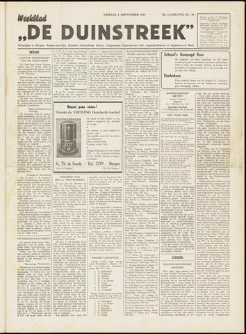 De Duinstreek 1953-09-04