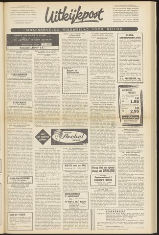 Uitkijkpost : nieuwsblad voor Heiloo e.o. 1963-03-14