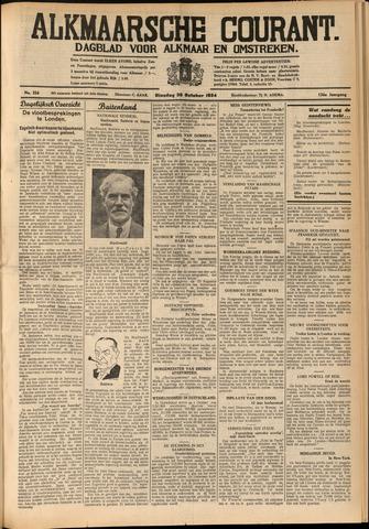 Alkmaarsche Courant 1934-10-30