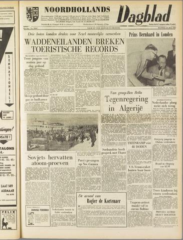 Noordhollands Dagblad : dagblad voor Alkmaar en omgeving 1962-07-23