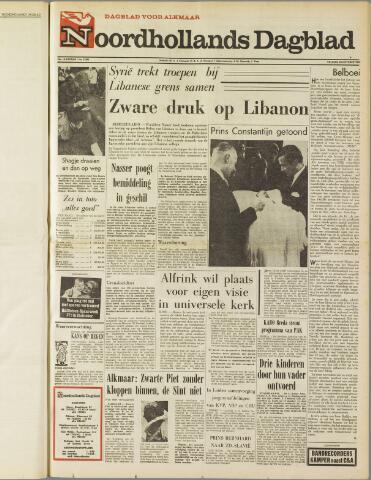 Noordhollands Dagblad : dagblad voor Alkmaar en omgeving 1969-10-24
