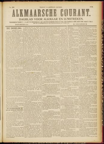 Alkmaarsche Courant 1916-12-21