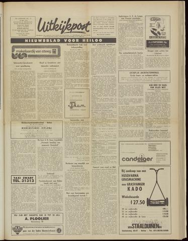 Uitkijkpost : nieuwsblad voor Heiloo e.o. 1974-07-10