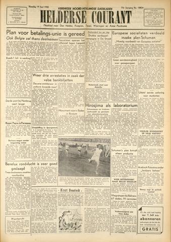 Heldersche Courant 1950-06-19