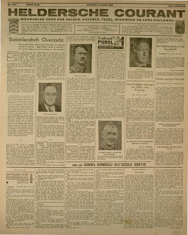 Heldersche Courant 1935-01-08