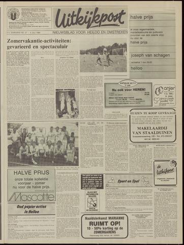 Uitkijkpost : nieuwsblad voor Heiloo e.o. 1986-07-09