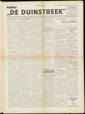 De Duinstreek 1956-07-20