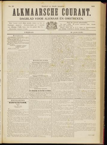 Alkmaarsche Courant 1908-01-24