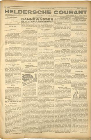 Heldersche Courant 1927-04-26