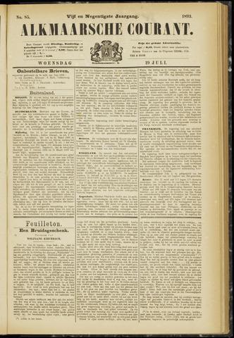 Alkmaarsche Courant 1893-07-19